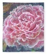 Pink Beauty Fleece Blanket