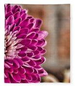 Pink Mum Fleece Blanket