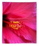 Pink Perfection Fleece Blanket