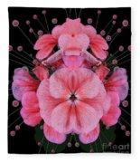 Pink Punch Fleece Blanket