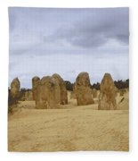 Pinnacles Australia Fleece Blanket