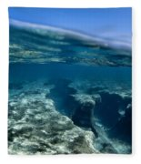 Pipe Reef. Fleece Blanket