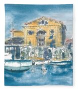 Piran - Tartini Theatre Fleece Blanket