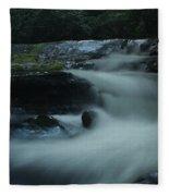 Pisgah National Forest Fleece Blanket