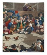 Pit Ticket, 5th November 1759 Fleece Blanket