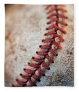Pitchers Stitches Fleece Blanket