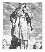 Pittacus Of Mytilene, Sage Of Greece Fleece Blanket