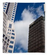 Pittsburgh Skyscrapers Fleece Blanket