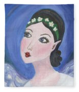 Pixie Two Fleece Blanket