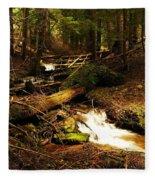 Placer Creek Fleece Blanket