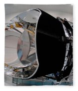 Planck Space Observatory Before Launch Fleece Blanket