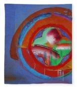 Planet Earth Fleece Blanket