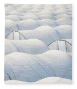 Plastic Sheet Greenhouses To Grow Veggies Fleece Blanket