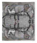 Playful Blessings Fleece Blanket