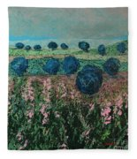 Pleasant Meadows Fleece Blanket