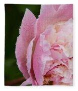 Pleasantly Pink  Fleece Blanket