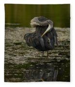 Plumage Perfection Fleece Blanket