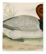 Pochard Fleece Blanket