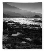 Point Lobos Fleece Blanket
