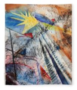 Point Of View Fleece Blanket
