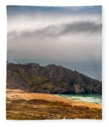 Point Sur Lighthouse Fleece Blanket