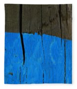 Pole Art 37 Fleece Blanket