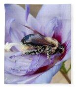 Pollen Passion Fleece Blanket