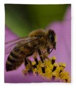 Pollination Fleece Blanket