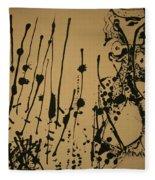 Pollock's Number 7 -- 1951 Fleece Blanket