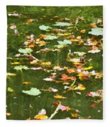 Pond 2 Fleece Blanket