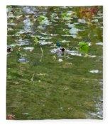 Pond 4 Fleece Blanket