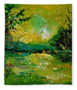 Pond 5431 Fleece Blanket