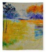 Pond 883120 Fleece Blanket