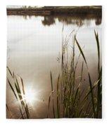 Pond Fleece Blanket