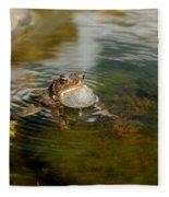 Pond Song Fleece Blanket