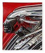 Pontiac Chief 1 Fleece Blanket