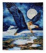 Pooka Hill 4 Fleece Blanket