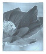 Poppy Tinge Fleece Blanket