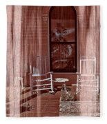 Porch - Dreaming Fleece Blanket