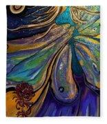 Portal Of The Divine Fleece Blanket