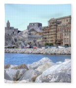Porto Venere Fleece Blanket