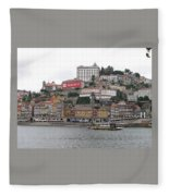 Portugal Fleece Blanket
