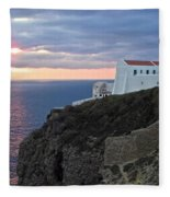 Portuguese Lands End  Fleece Blanket