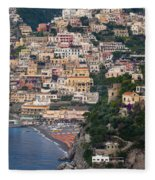 Positano Fleece Blanket