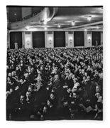 Post Opera - December 1927, The Newly Fleece Blanket