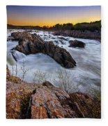 Potomac Rush Fleece Blanket