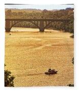 Potomac View Fleece Blanket