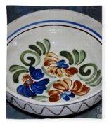 Pottery - Flower Pot Fleece Blanket