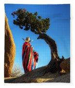 Power Of Thought 1 Fleece Blanket