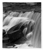 Prairie Falls Fleece Blanket